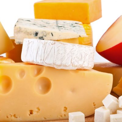 Top 10 Types of Cheese